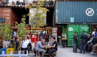 Inspirebox: Oasis urbaine à Zürich