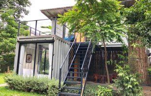 Inspire Box - Maison container en Thaïlande