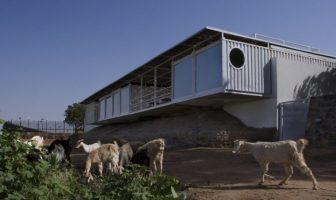 Inspire box: logements pour personnel hospitalier