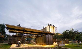 Inspirebox: maison d'architectes
