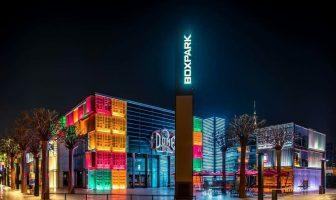 Inspirebox: Boxpark à Dubaï