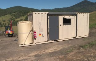 Inspirebox: Des containers pour les victimes des incendies