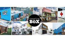 Inspirebox: 5 utilisations différentes des containers maritimes