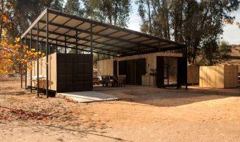Inspirebox: Maison container au Chili