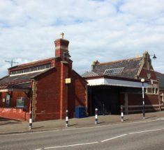 La gare ferroviaire de Barry Island bientôt réhabilitée