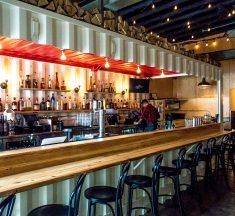 Hamilton Pork, un ancien garage transformé en restaurant