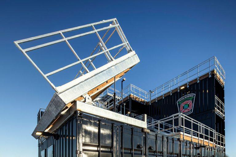 Netbox_centre d'entrainement des pompiers en containers maritimes_2